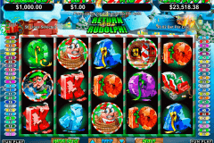 return of the rudolph rtg slot machine