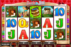 rhyming reels jack and jill microgaming slot machine