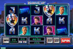 robocop playtech slot machine