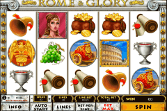rome and glory playtech slot machine