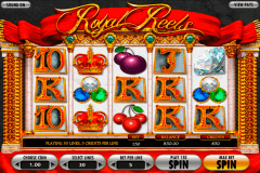 royal reels betsoft slot machine