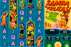 samba de frutas igt slot machine