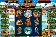 santastic rtg slot machine