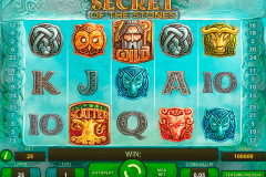 secret of the stones netent slot machine