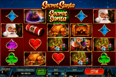 secret santa microgaming slot machine