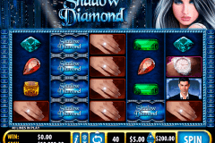 shadow diamond bally slot machine