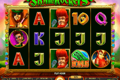 shamrockers igt slot machine