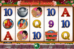 shanghai beauty microgaming slot machine