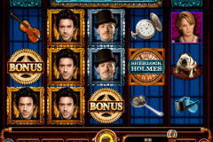 sherlock holmes the hunt for blackwood igt slot machine