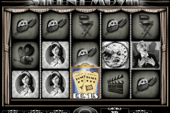 silent movie igt slot machine