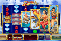 sinbads golden voyage playtech slot machine