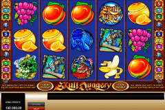 skull duggery microgaming slot machine