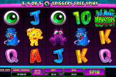 so many monsters microgaming slot machine