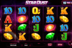 stardust microgaming slot machine