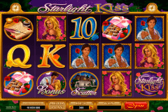 starlight kiss microgaming slot machine