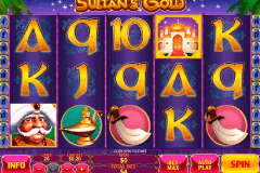 sultans gold playtech slot machine