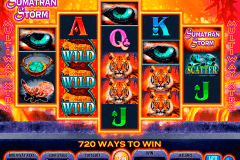 sumatran storm igt slot machine