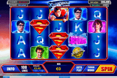 superman playtech slot machine