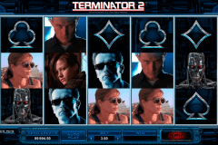 terminator  microgaming slot machine