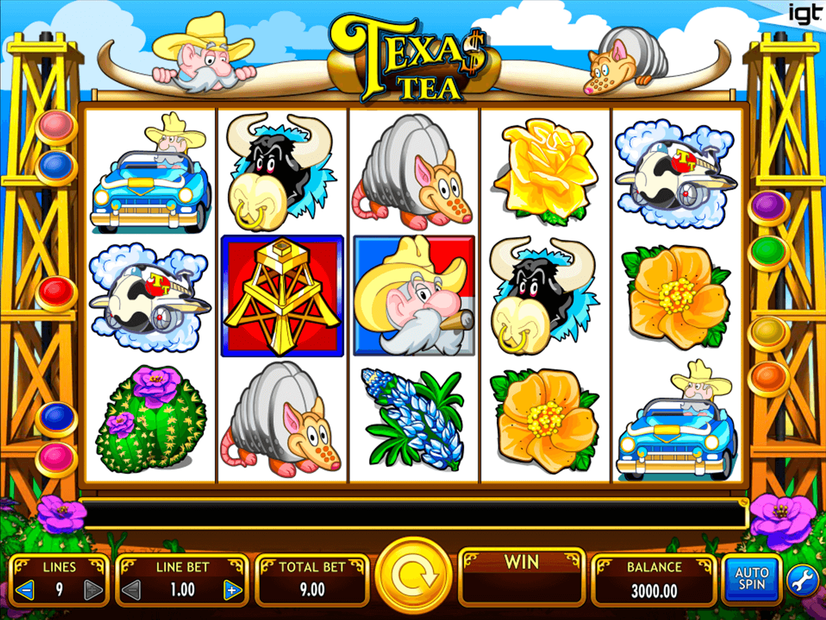 Texas Tea Slot Machine Download