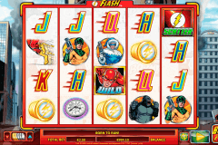 the flash velocity netgen gaming slot machine