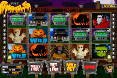 the ghouls betsoft slot machine