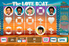 the love boat playtech slot machine