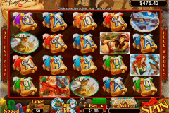 the naughty list rtg slot machine