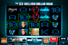 the si million dollar man playtech slot machine