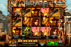the true sheriff betsoft slot machine