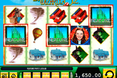 the wizard of oz wms slot machine