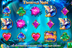 theatre of night netgen gaming slot machine
