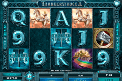 thunderstruck ii microgaming slot machine