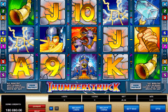 thunderstruck microgaming slot machine