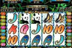 tiger treasures rtg slot machine