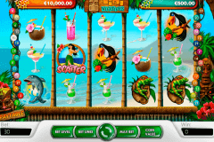 tiki wonders netent slot machine