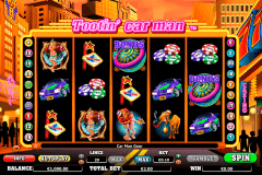 tootin car man netgen gaming slot machine