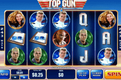 top gun playtech slot machine