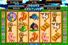 triple twister rtg slot machine