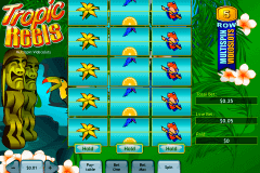 tropic reels playtech slot machine