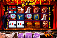 true illusions betsoft slot machine