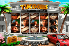 tycoons betsoft slot machine