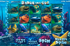 under the sea betsoft slot machine