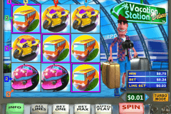 vacation station delue playtech slot machine