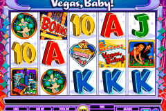vegas baby igt slot machine