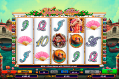 venetian rose netgen gaming slot machine
