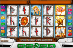 vikings treasure netent slot machine