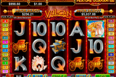 vulcan rtg slot machine
