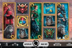 warlords crystals of power netent slot machine
