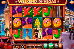 weekend in vegas betsoft slot machine